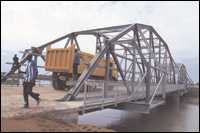 Sudan Bridge Construction