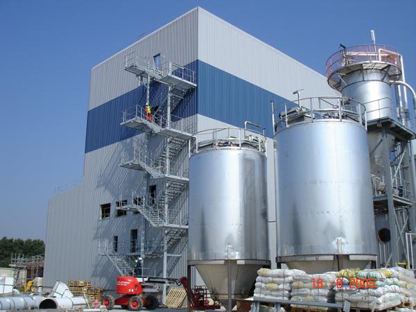Factory Building Design Amp Steel Building Construction