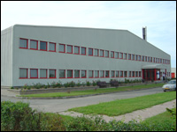 Gallahers Cigarette Plant