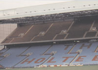 aston villa stand built by Reid Steel