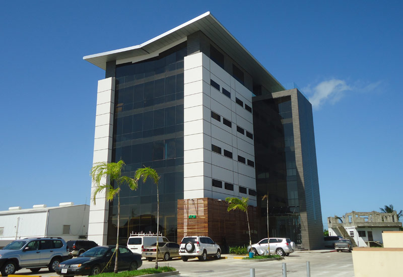 Office Buildings Examples