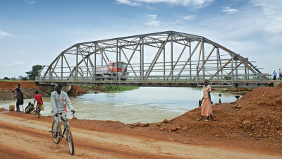 steel bridges worldwide