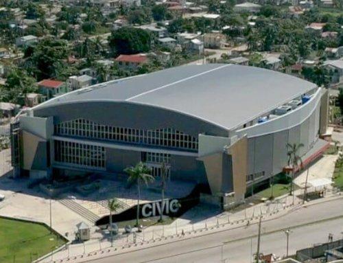 Civic Centre Sports Complex – Belize – 8332