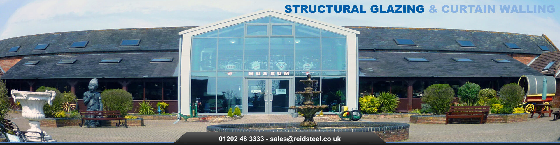 Structural Glazing, Cladding & Curtain Walling | Examples