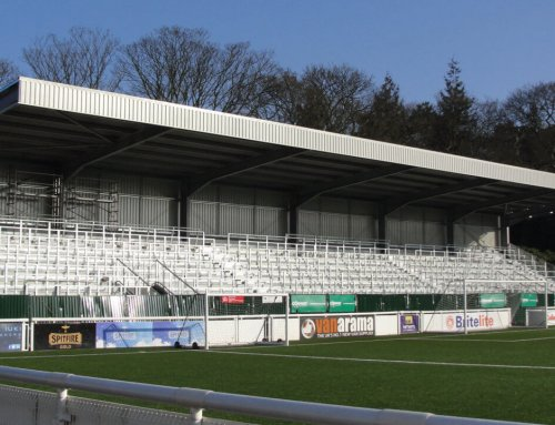 Maidstone United – Stand – Kent – 8419