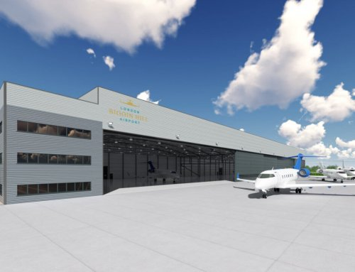 Parking Hangar – Biggin Hill – 8403