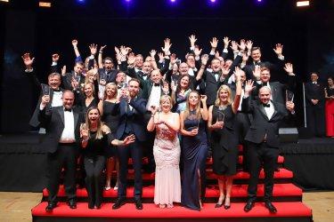 winners, Dorset, Chamber of Commerce, Dorset Business Awards, REIDsteel, steel construction, structural steel, exports,