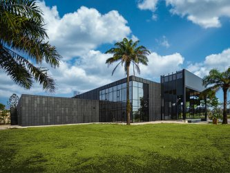 REIDsteel has designed, made and supplied structural steel, cladding and glazing for the government of Belize's new Ministry of Foreign Affairs building in Belmopan, Belize, Central America